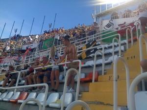 Fans In Ground